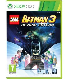 Lego Batman 3: Beyond Gotham (Xbox One - Xbox 360]